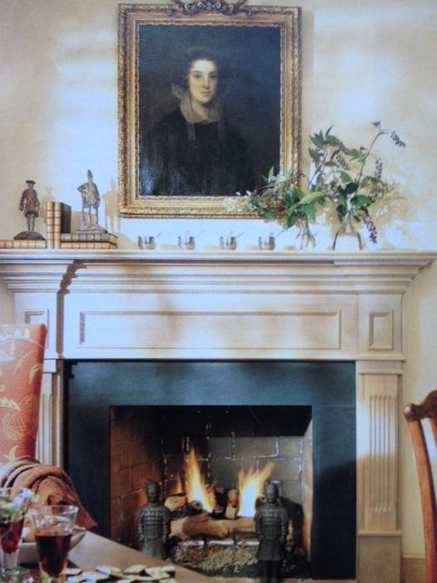 15 Colonial Fireplace Design Ideas Compilation Fireplace Ideas Detail Of Colonial Fireplace | Fireplaces | Pinterest
