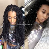 True perfection @inmyqueendom wearing our Goddess Locs ...