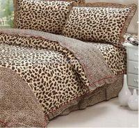 Wholesale Leopard Bedding - Buy Fashion Leopard 100% ...