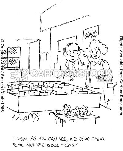 Multiple choice, Cartoon and Teaching on Pinterest