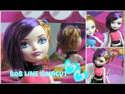 doll hairstyles bobs