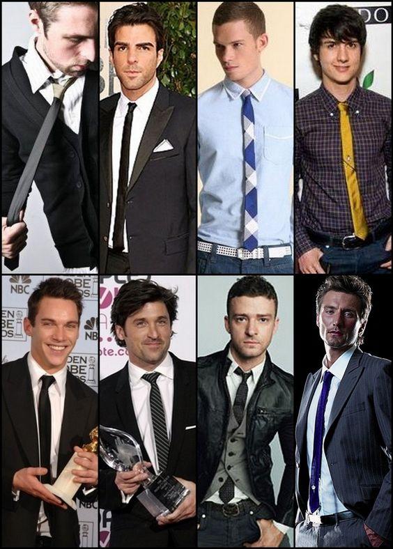 Que Gravata usar para combinar