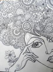 doodles zentangles and noel