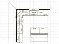 10 X 12 Kitchen Layout | 10 x 12 kitchen design | Ideas ...