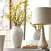 Mother-of-Pearl Floor Vase | Floral Arrangements ...