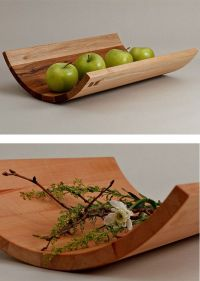 Wooden fruit bowl, Fruit bowls and Swings on Pinterest