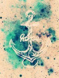 Anchor wallpaper | phone wallpapers | Pinterest | Anchors ...