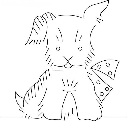 Scottie dogs, Embroidery patterns and Dog pattern on Pinterest