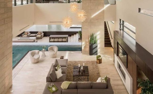 The New American Home Ultra Modern Dream Homes Luxury