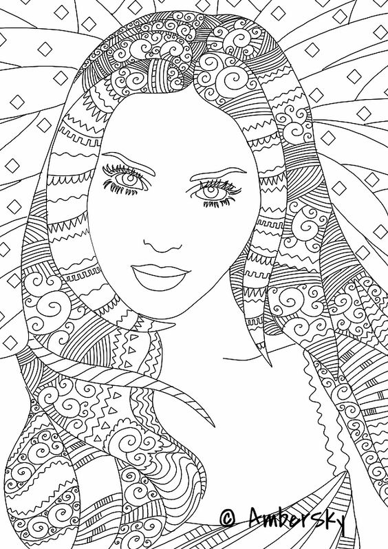 Coloring, Ideas and Coloring books on Pinterest