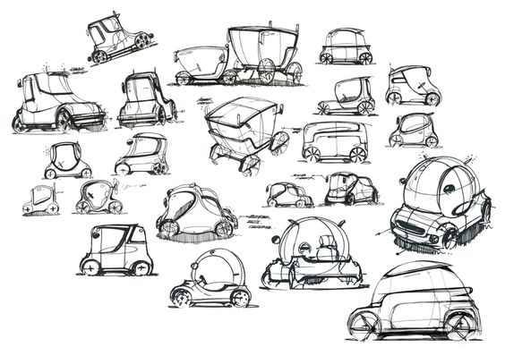 Cars, Sketches and Design on Pinterest