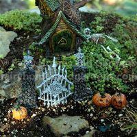 Halloween fairy, Scary and Gates on Pinterest