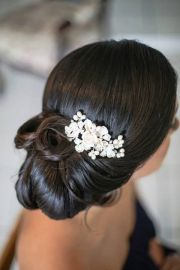 maid of honor hairstyles and maids