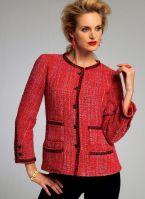 DIY Chanel Style Jacket