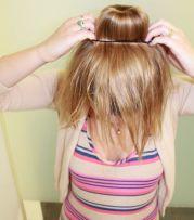 3 under 5 minute hairstyles