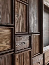 Wood Wall Paneled Design | Wall Panels | Pinterest | Wood ...