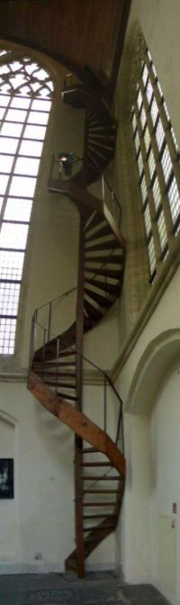Spiraling Out of Control: The Greatest Spiral Stairs in ...