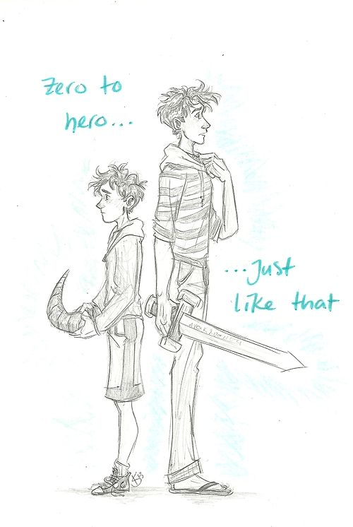 Percy jackson fanfiction reading the books in ancient