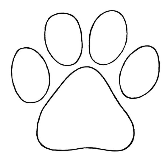 Puppys, Puppy paw and Scrapbook pages on Pinterest