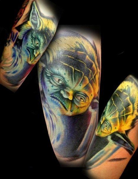 Electric chair Electric and Tattoos and body art on Pinterest