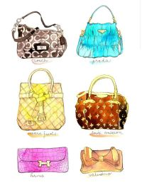Turquoise, Bags and Designer handbags on Pinterest