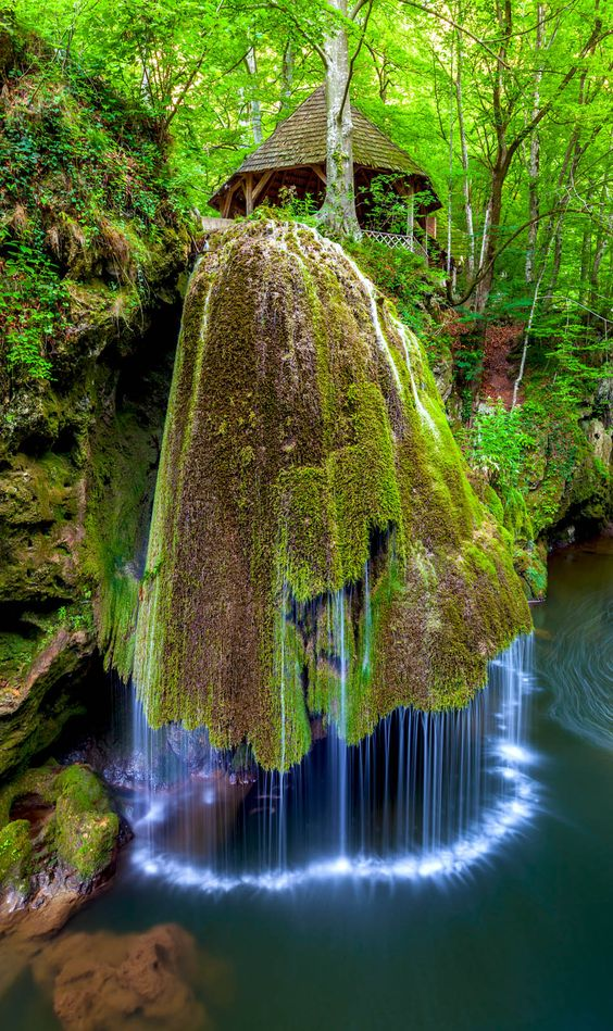 Most Beautiful Waterfall in the World Bigar Romania. Located in the nature reserve in Anina Mountains, the amazing waterfall is indeed a unique one. Swag is super-high on this one. New relaxing techniques easy for everybody to listen to.: