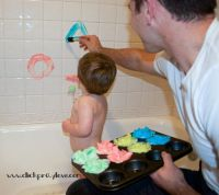 Coloring, Diy bathtub and Cream on Pinterest