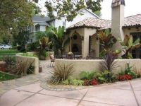 Front courtyard, Spanish and Architecture on Pinterest