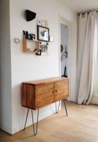 MID CENTURY CREDENZA, Danish Modern Side Table, European ...