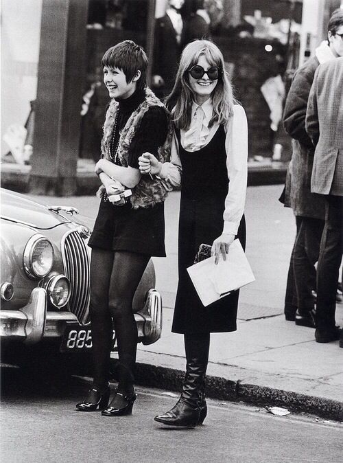 Chelsea girls London,1967, What a Great Time in Fashion History!: