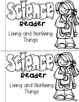 Living and nonliving, Activities for kindergarten and