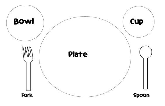 Places, Place settings and Placemat on Pinterest