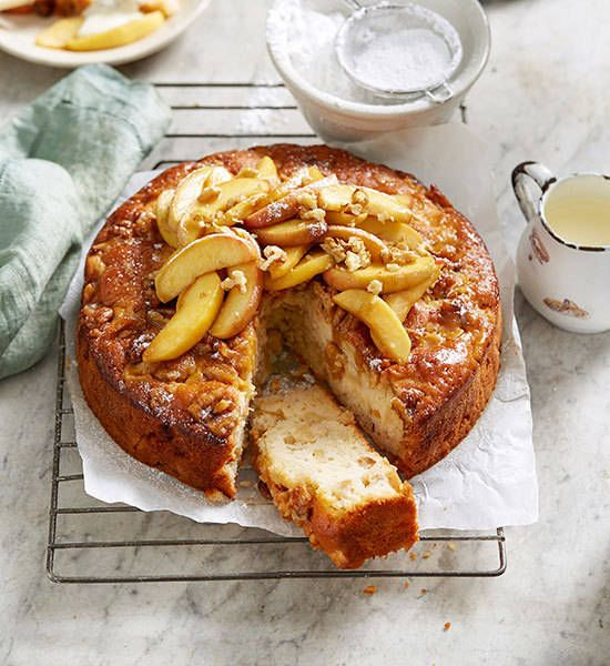 apple cake recipes cakes and on pinterest