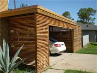 rad carport...love the style
