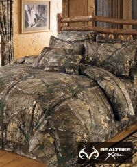 Dress up your bedroom with a natural #NEW #RealtreeXtra