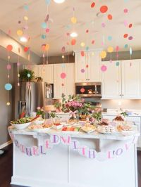 Sprinkles Baby Shower Party Ideas