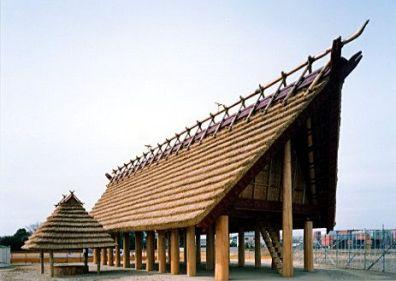 Yayoi architecture, Yayoi period japan