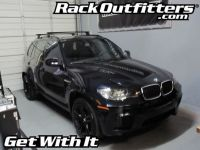 Rack Outfitters - BMW X5 Thule Rapid Podium BLACK ...
