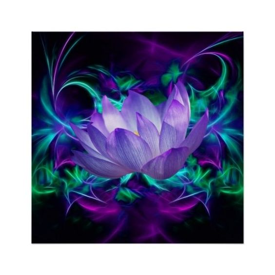 Purple Lotus flower and its meaning Poster ($20) liked on Polyvore featuring…   Travel   Pinterest   Home. Its meaning and Purple home decor