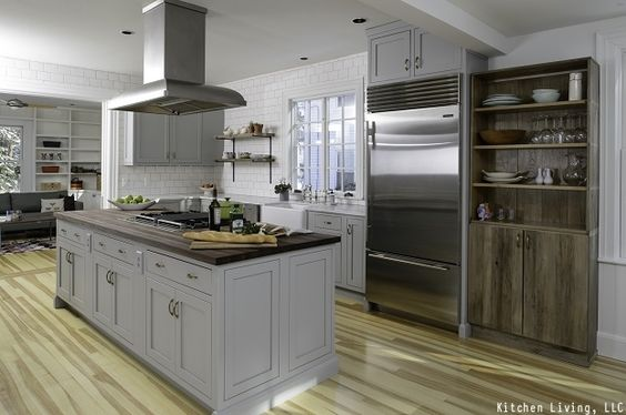 2016 Kitchen Countertop Trends  Shelves Colors and Places