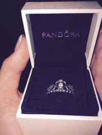 Dear god I'm in love/princess/pandora/promise ring