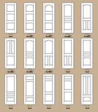 std interior door designs part 2. | +Infographics ...