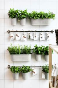 The IKEA FINTORP kitchen organizer series is a clever way ...