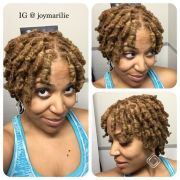 loc knots styles and experiments