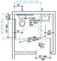 ada single restroom - Google Search | Design | Pinterest ...
