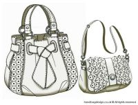 handbag design by Emily O'Rourke | FOR THE LOVE OF BAGS ...