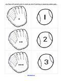 Baseball Theme for Preschool, Pre-K and Kindergarten