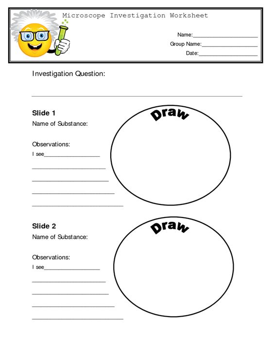Worksheets, Atoms and Investigations on Pinterest