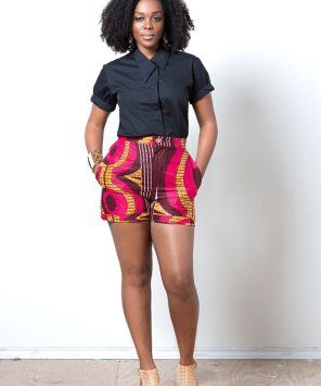 Unique Ankara Fashion Styles For Street Looks: