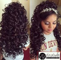 Quince hairstyles | My quience ideas | Pinterest | Wedding ...